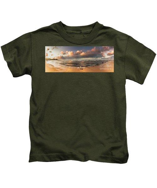 Seashore Splendour Kids T-Shirt