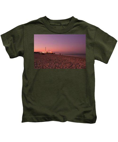 Seaside Park I - Jersey Shore Kids T-Shirt