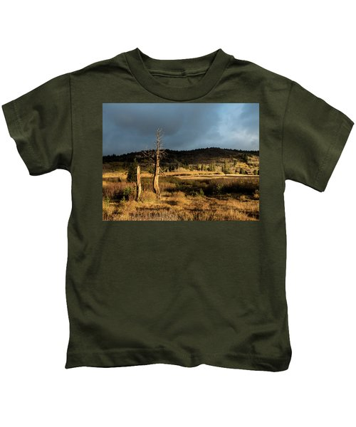 Season Of The Witch Kids T-Shirt