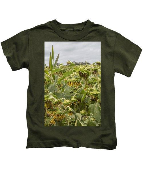 Season's End Kids T-Shirt