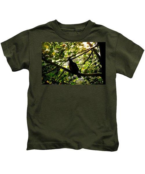 Seasons Will Change Kids T-Shirt