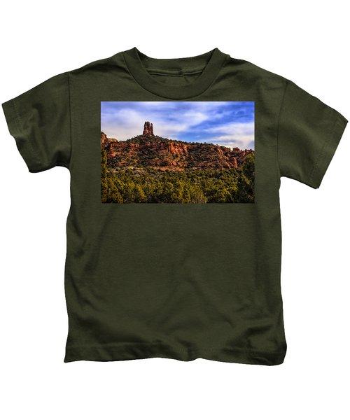 Sedona Morning 21 Kids T-Shirt