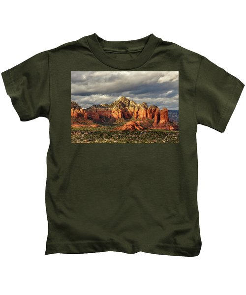 Sedona Skyline Kids T-Shirt