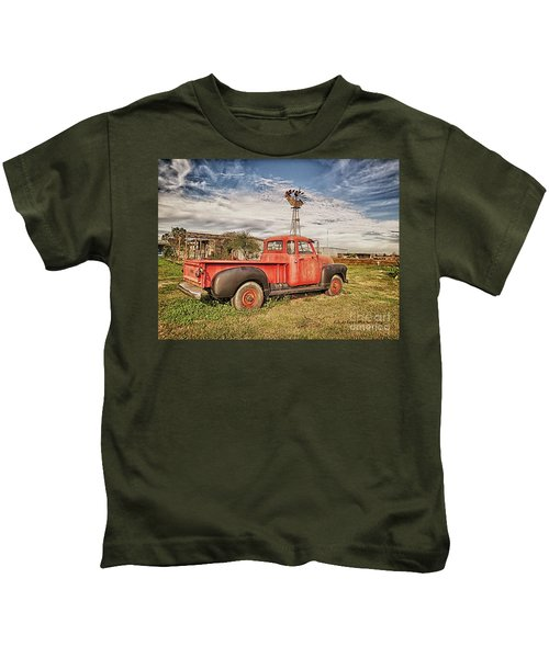 Seen Better Times Kids T-Shirt