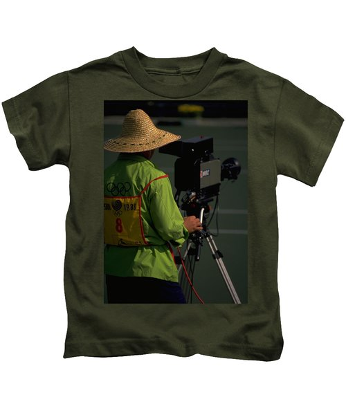 Seoul Olympics 1988 Kids T-Shirt