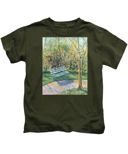 September Afternoon Kids T-Shirt