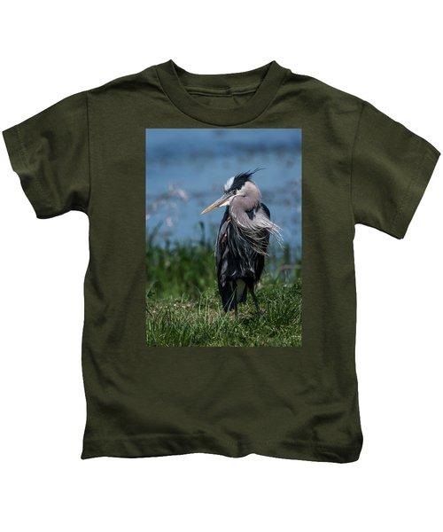 Shaggy Mane Kids T-Shirt