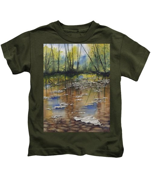 Shallow Water Kids T-Shirt