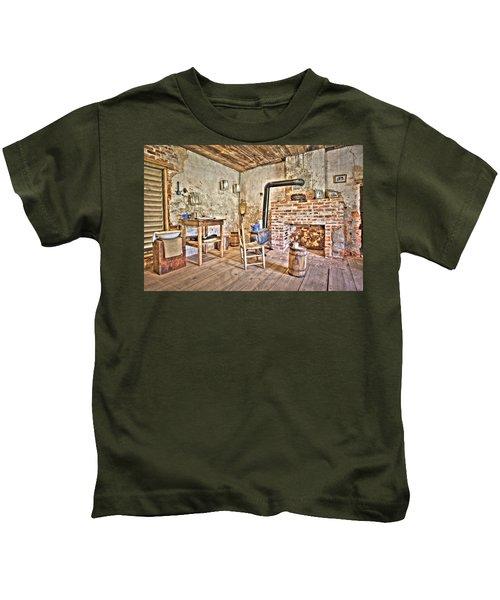 Sharecropper's Respite Kids T-Shirt