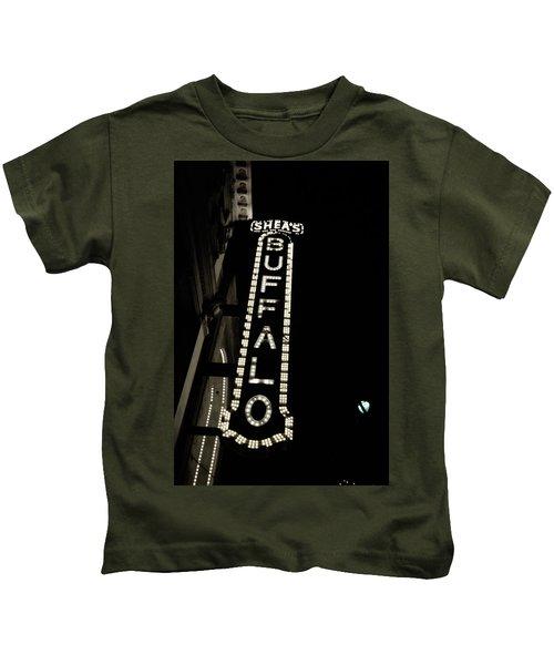 Shea's Buffalo Kids T-Shirt