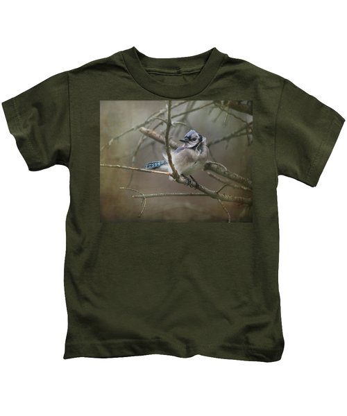 Shelter From The Wind Kids T-Shirt