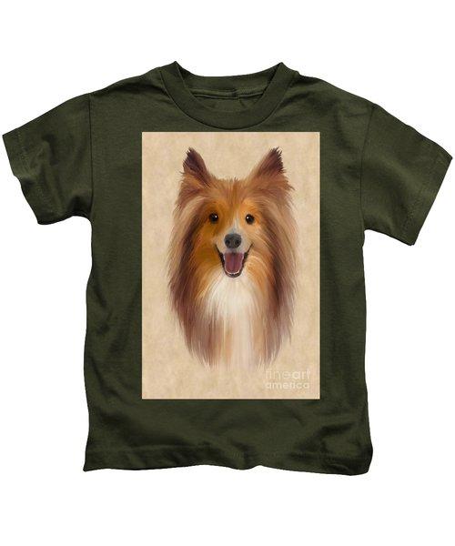 Sheltie Kids T-Shirt