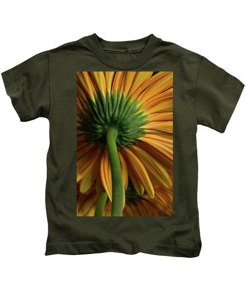 Shy Daisies Kids T-Shirt