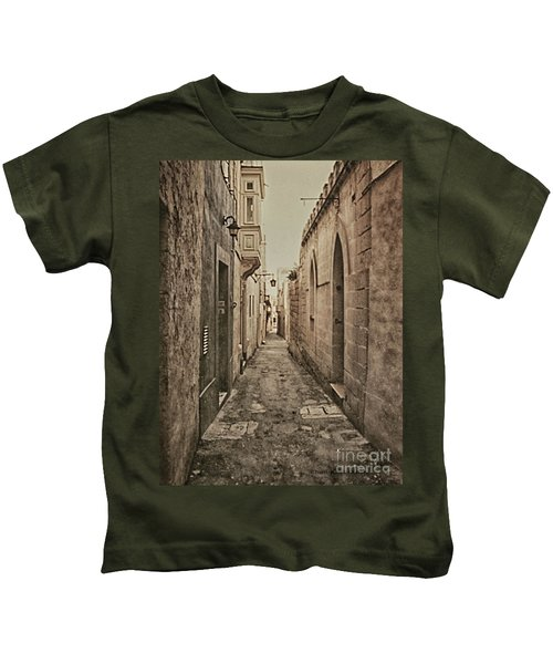 Side Street Malta Kids T-Shirt