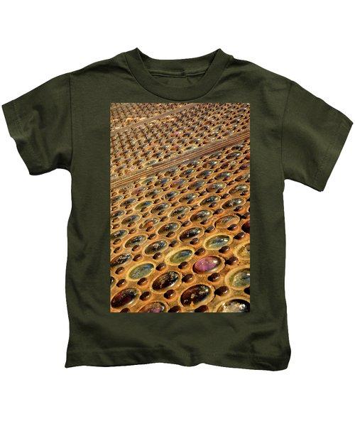 Sidewalk Vault Lights Kids T-Shirt