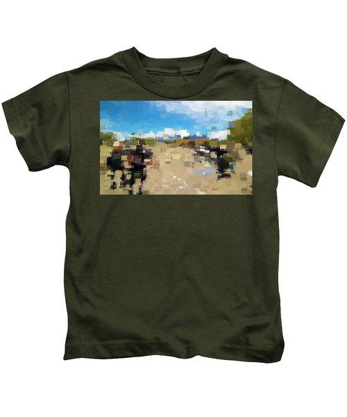 What Do You See? Kids T-Shirt