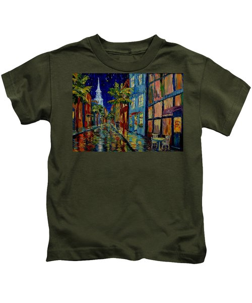 Silent Night Kids T-Shirt