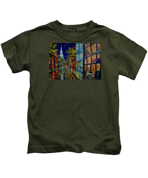 Silent Night Kids T-Shirt