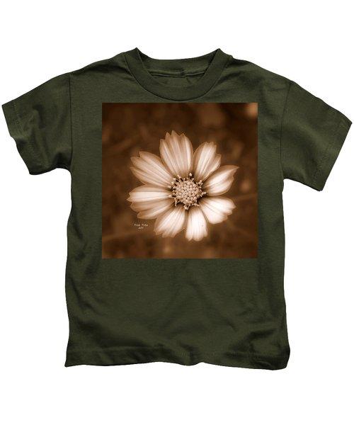 Silent Petals Kids T-Shirt