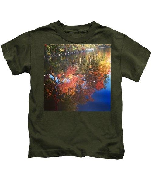 Simply Sensations Seasonal Swirls Kids T-Shirt