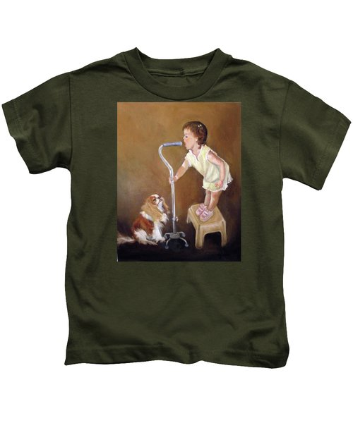 Singin In The Cane Part Two Kids T-Shirt