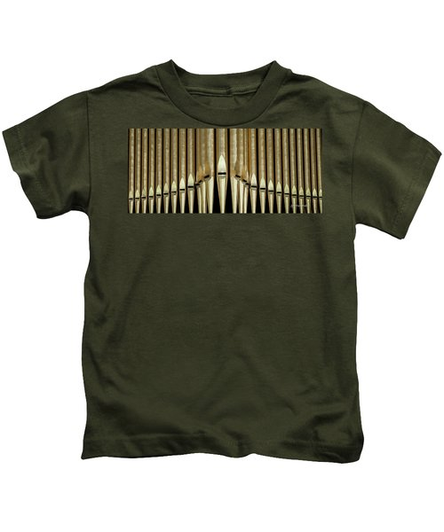 Singing Pipes Kids T-Shirt