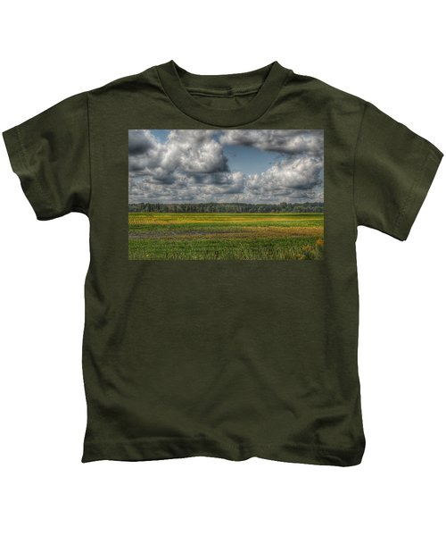 2006 - Skies Of September Kids T-Shirt