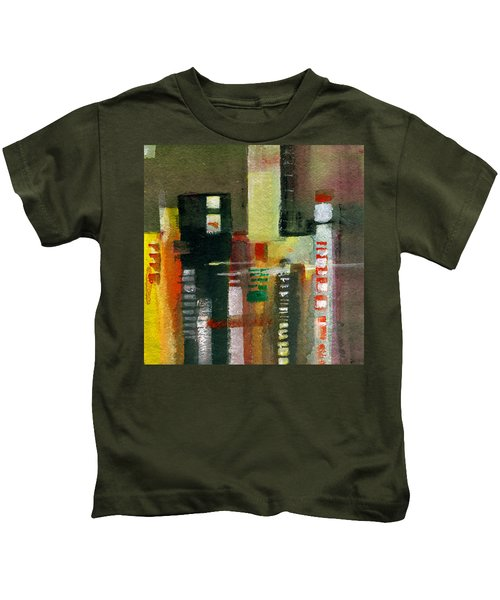 Skyscrapers Kids T-Shirt