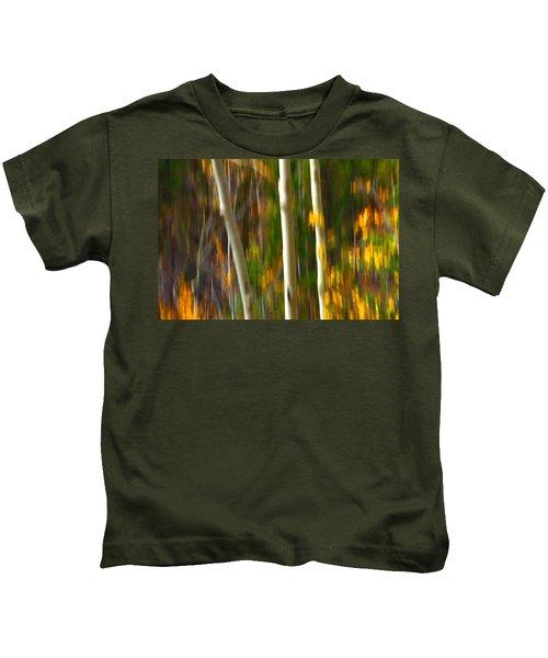 Slipping Through  Kids T-Shirt