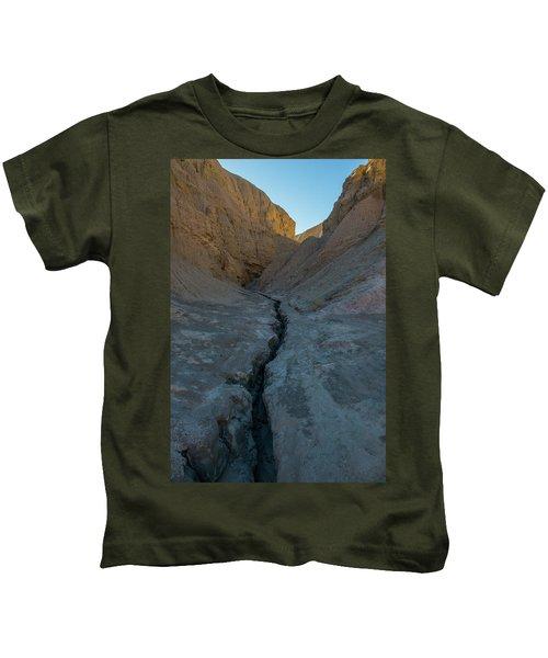 Slot Canyon Within Slot Canyon Kids T-Shirt