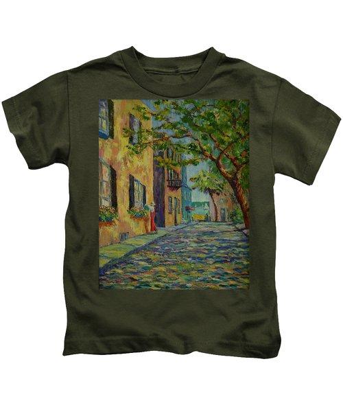 Farmer's Daughter  Kids T-Shirt