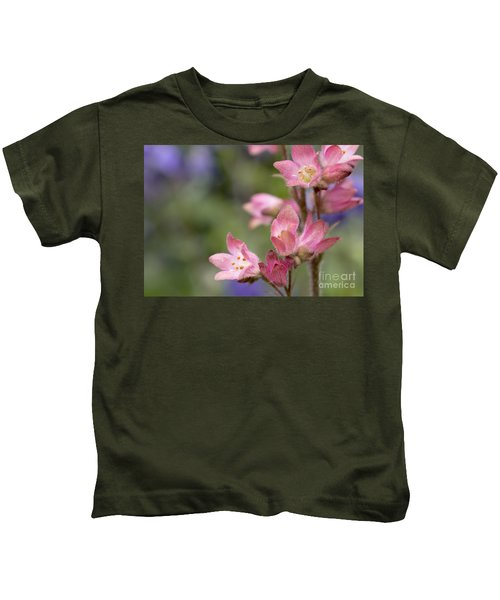 Small Flowers Kids T-Shirt