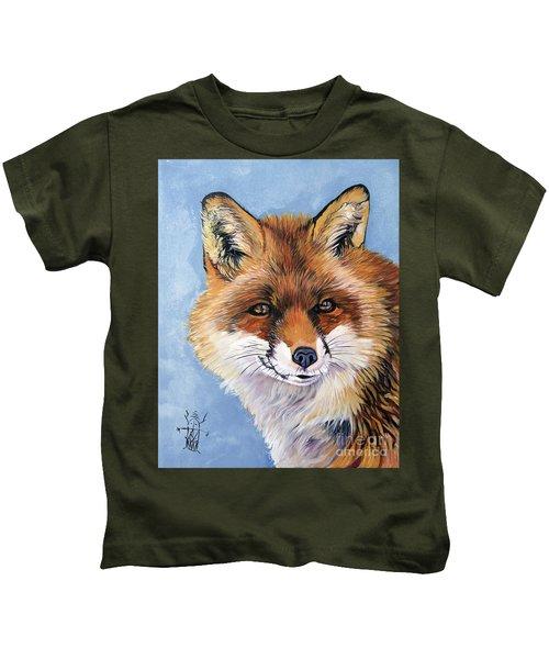 Smiling Fox Kids T-Shirt