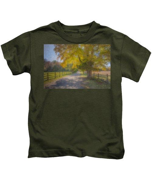 Smith Farm October Glory Kids T-Shirt