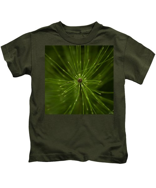 Snake Grass Kids T-Shirt