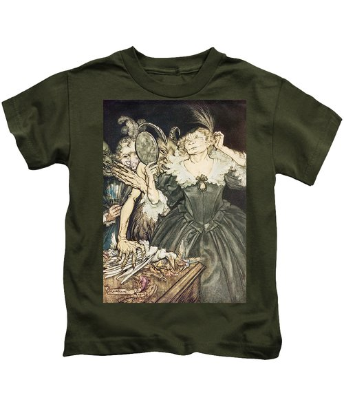 So Perfect Is Their Misery Kids T-Shirt