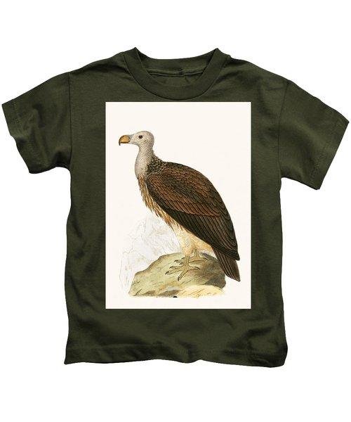 Sociable Vulture Kids T-Shirt