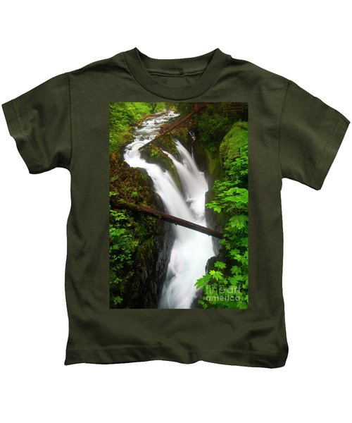 Sol Duc Rush Kids T-Shirt