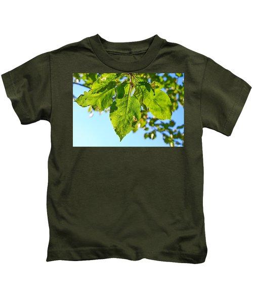 Solar Panels Kids T-Shirt