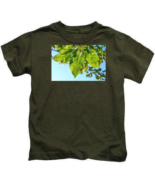 Solar Panels Kids T-Shirt