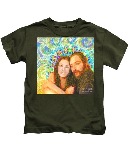 Sonia Marie And Her Sweetheart Kids T-Shirt