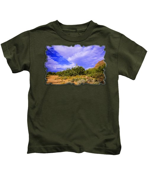 Sonoran Afternoon H6 Kids T-Shirt