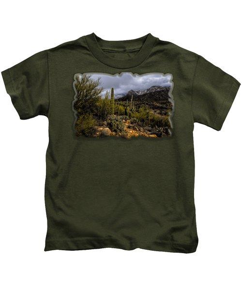 Sonoran Winter No.1 Kids T-Shirt