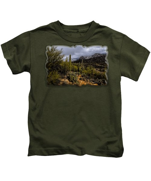 Sonoran Winter No.1 Kids T-Shirt
