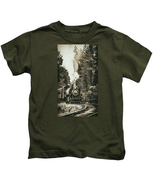 South Dakota Iron Kids T-Shirt