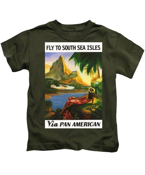 South Sea Isles Kids T-Shirt