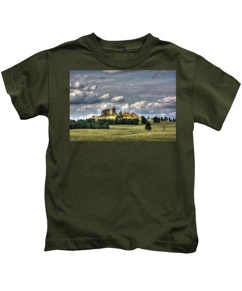 Belltower Butte Kids T-Shirt