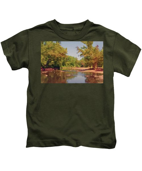 Spavinaw Creek Kids T-Shirt
