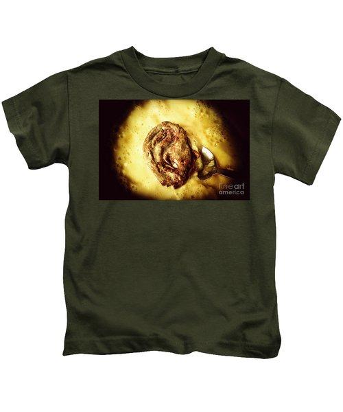 Speakeasy Pudding Kids T-Shirt