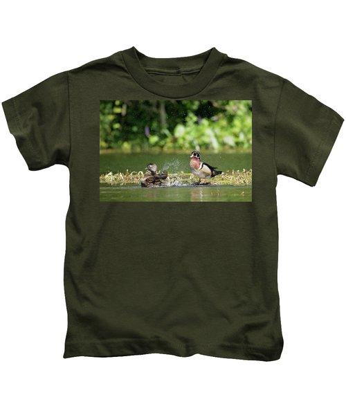 Splish Splash Kids T-Shirt